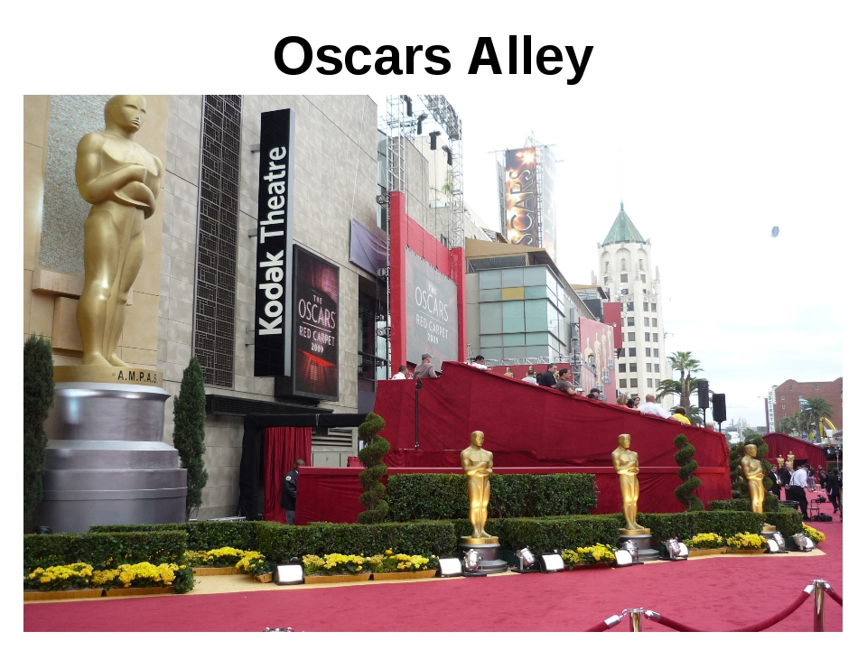 Oscars Alley