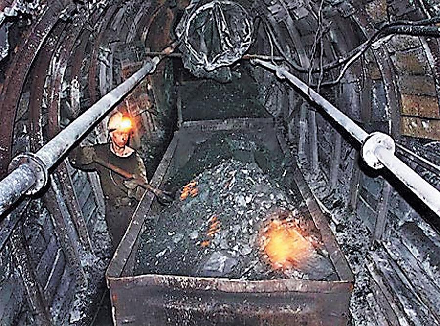 В Ростовской области в 2011 году добудут около 5,2 миллионов тонн угля / Уголь / ПРОНЕДРА