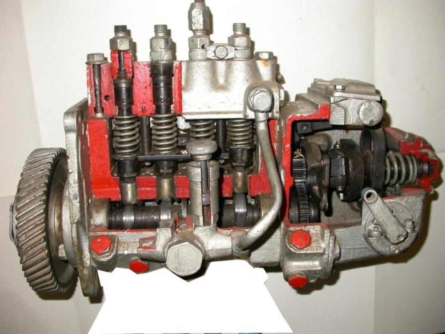 Ремонт рядного тнвд дизельных двигателей