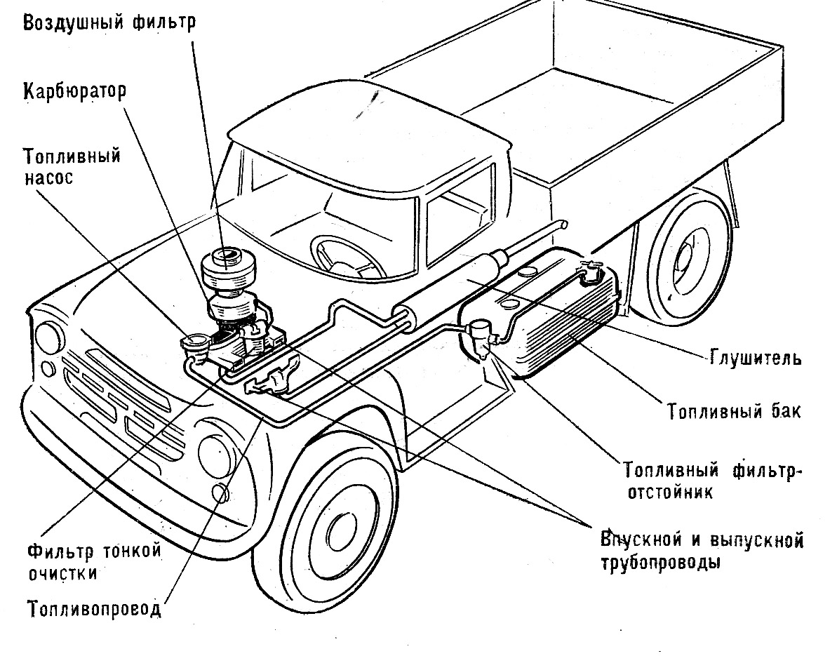 трамблер тойота калдина st195