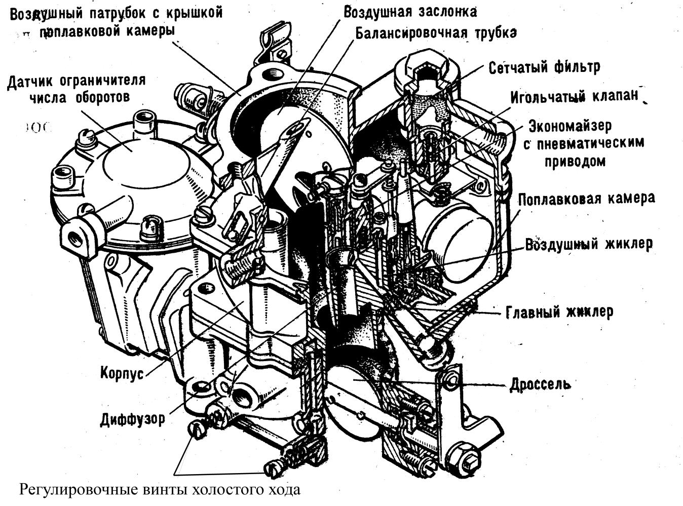 схема системы охлаждения двигателя 1.8 tsi