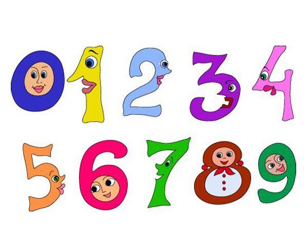 Цифры и Счёт - Для детей и родителей!
