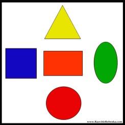 РАЗВИТИЕ РЕБЕНКА: Знакомимся с понятиями: Справа, Слева, Сверху, Снизу