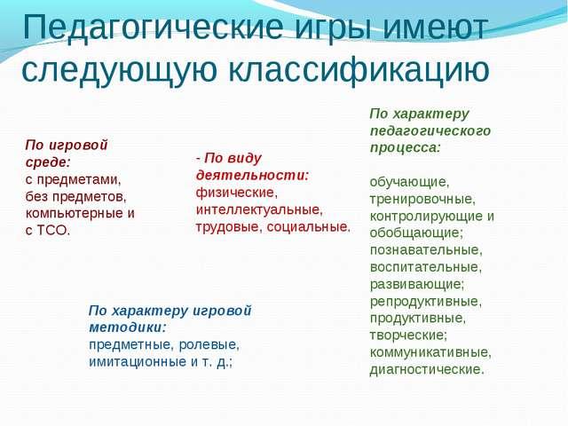 - По виду деятельности: физические, интеллектуальные, трудовые, социальные...