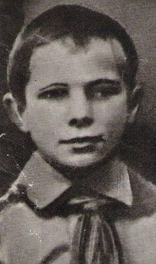 Детство Гагарина