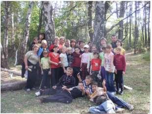 Ми теж побували в Дібрівському лісі…