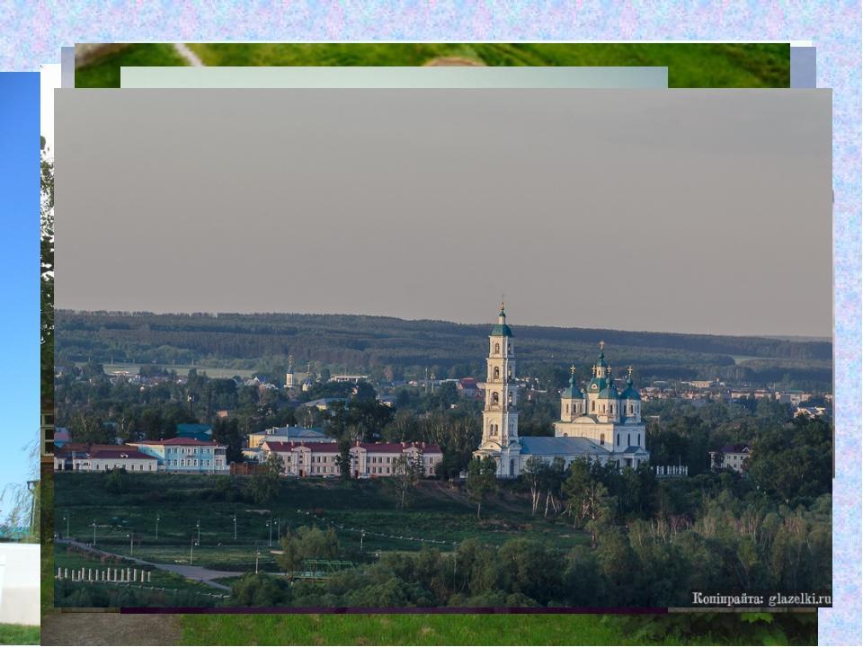 Жемчужное ожерелье Татарстана.