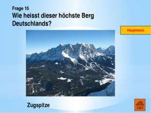 Frage 13 Reichstag, Berlin Hauptmenü