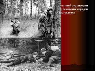 В период с 1941 по 1944 год на оккупированной территории Советского Союза дей