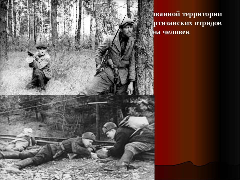 В период с 1941 по 1944 год на оккупированной территории Советского Союза дей...