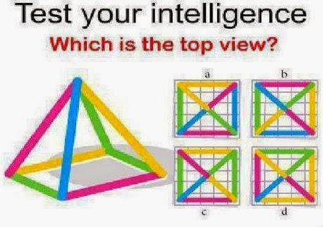 Цветная пирамидка