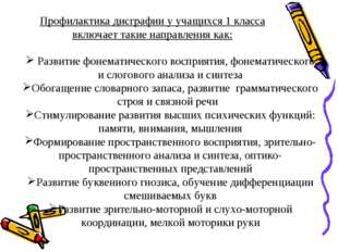 Развитие фонематического восприятия, фонематического ислогового анализа и с