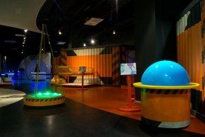 Фотообзор: Умникум, научно-развлекательный центр, интерактивный музей