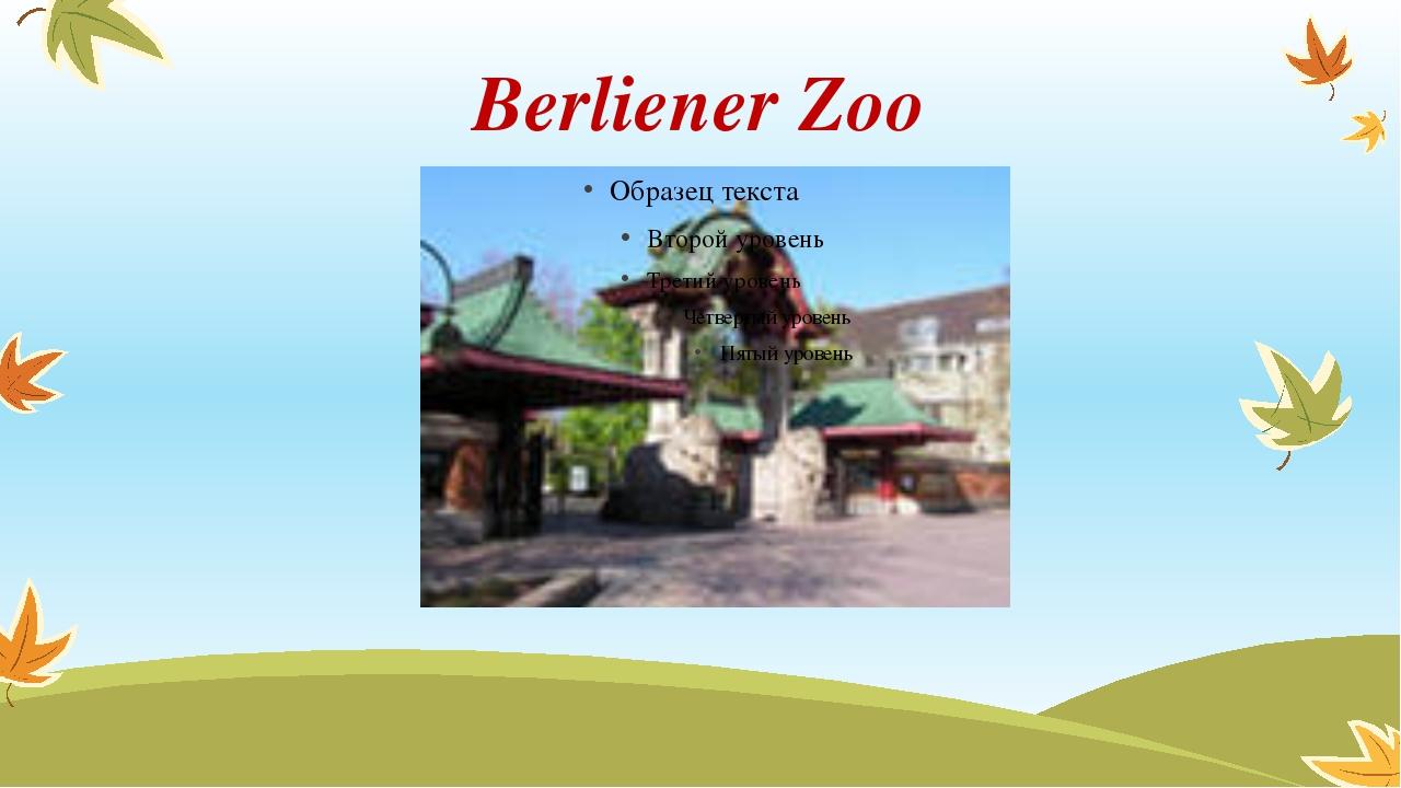 Berliener Zoo