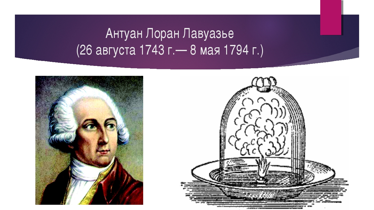 a biography of antoine lavoisier a french scientist