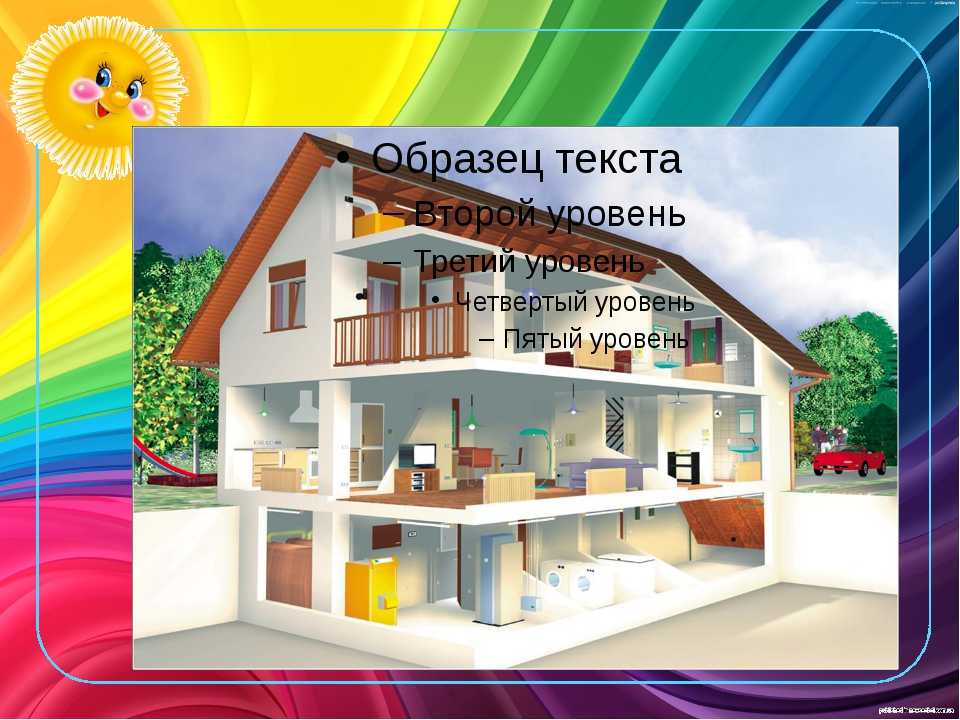 Дом мечты проект с картинками и описания
