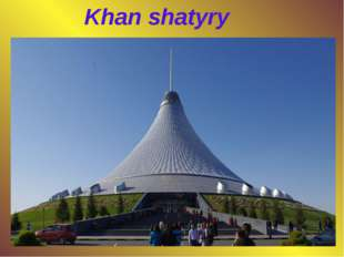 Khan shatyry