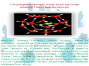 Наноқуысты тректік мембраналардың негізіндегі жоғары өнімді сүзгіштеу элемент