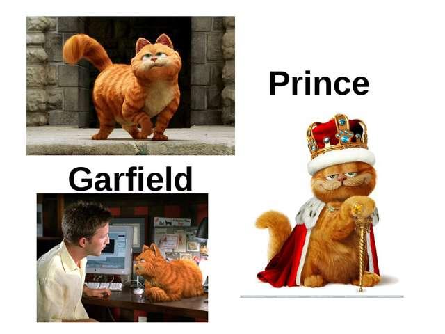 Garfield Prince
