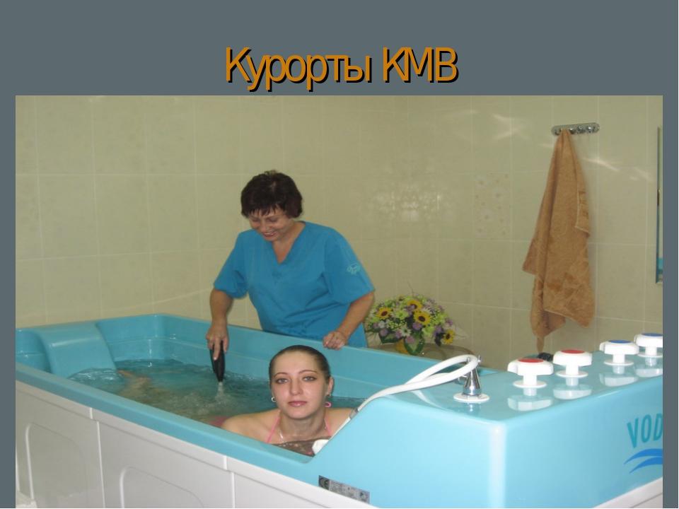 Курорты КМВ