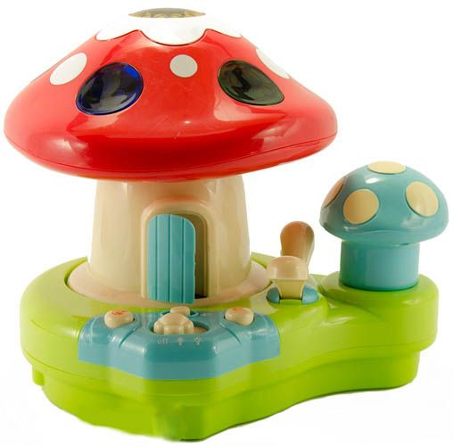 Грибок - детский музыкальный светильник, ночник с проектором продам, Грибок - детский музыкальный светильник, ночник с проекторо