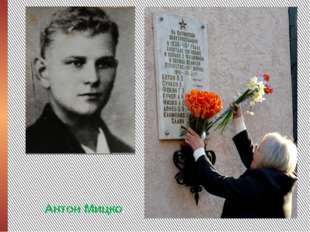 Антон Мицко.