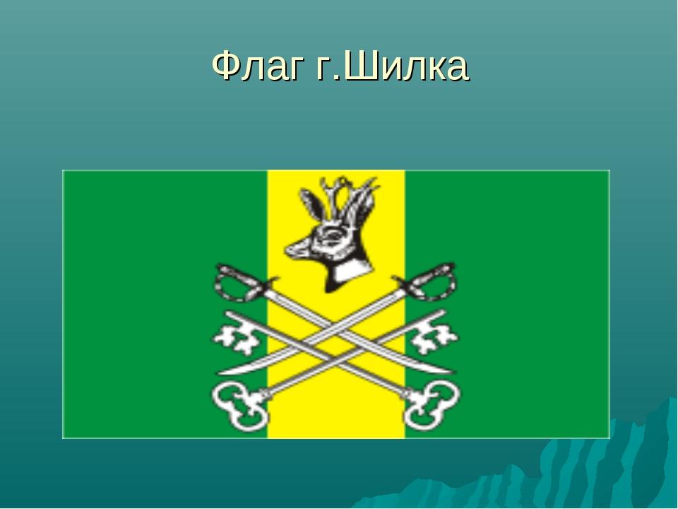 Флаг г.Шилка