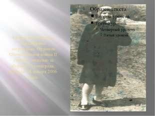 Кузнецова Антонина Михайловна награждена Орденом Отечественной войны II степе