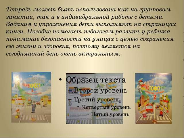 Тетрадь может быть использована как на групповом занятии, так и в индивидуаль...