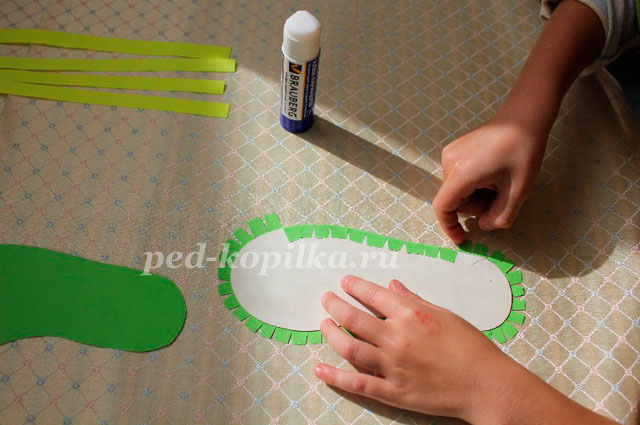 Как сделать из бумаги и картона обувь