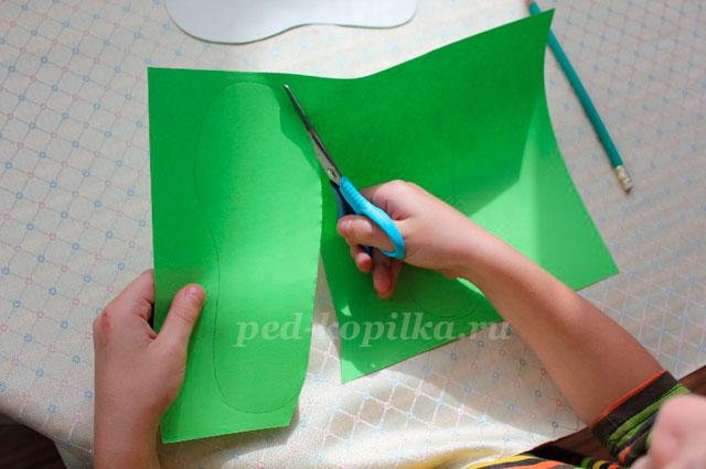 Поделки бумагой и картоном
