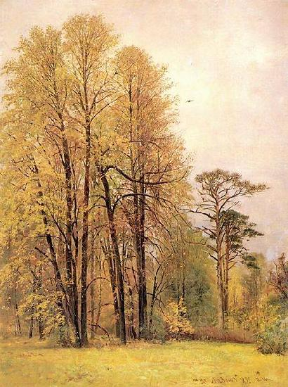 Иван Иванович Шишкин - Осень
