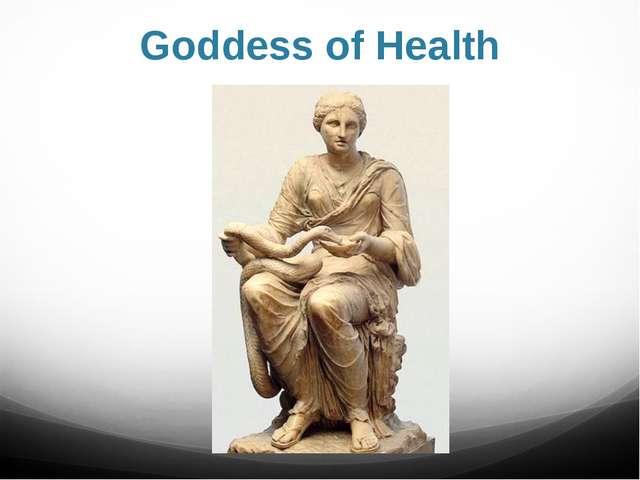 Goddess of Health