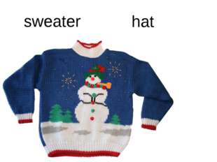 sweater hat