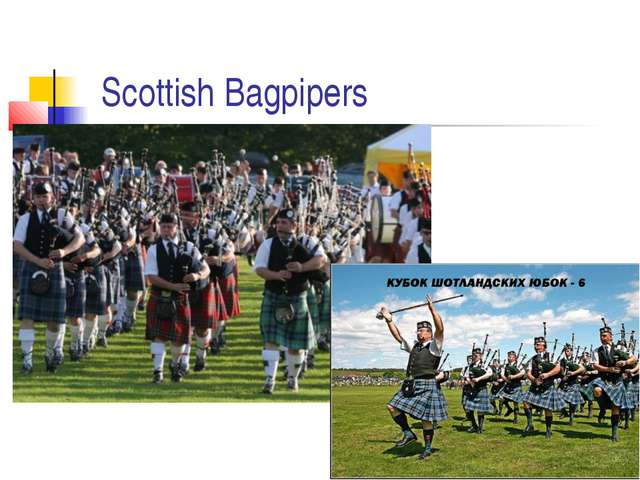 Scottish Bagpipers