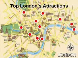 Top London's Attractions