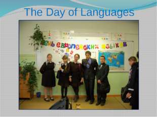 The Day of Languages