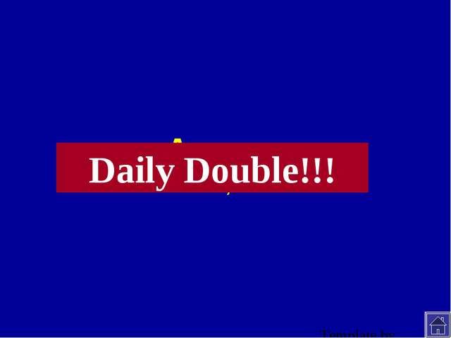 Answer June 6, 1799 Daily Double!!!