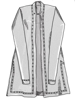 Славянский херитейдж: 13 предметов одежды, на возвращение которых мы уповаем. Изображение №12.