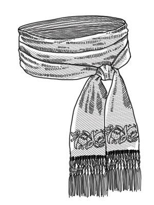Славянский херитейдж: 13 предметов одежды, на возвращение которых мы уповаем. Изображение №6.