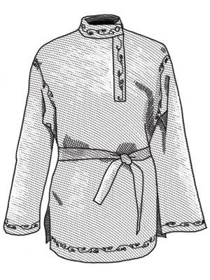 Славянский херитейдж: 13 предметов одежды, на возвращение которых мы уповаем. Изображение №5.