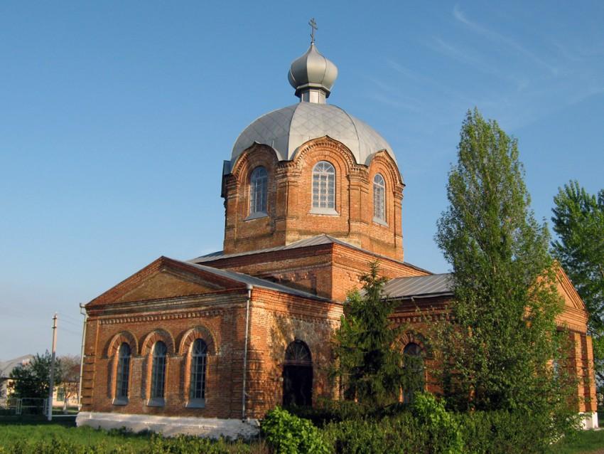 Церковь Покрова Пресвятой Богородицы, Коломыцево