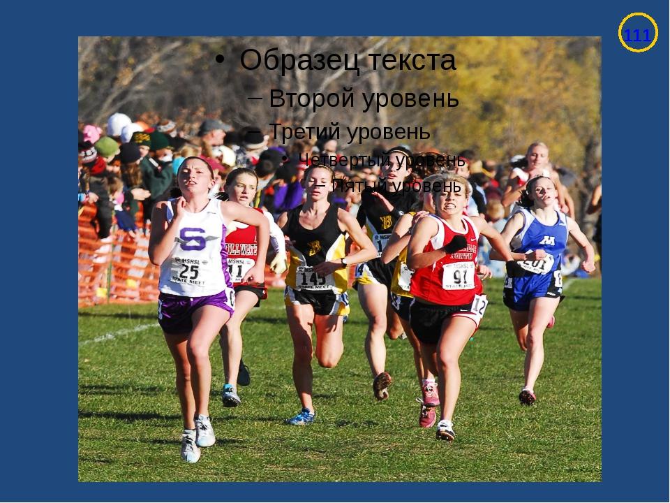 3. Бег с препятствиями Барьерный бег – вид бега, который проводится по бегов...