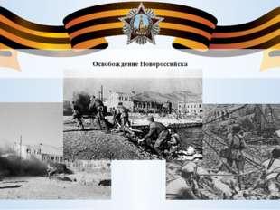 Освобождение Новороссийска