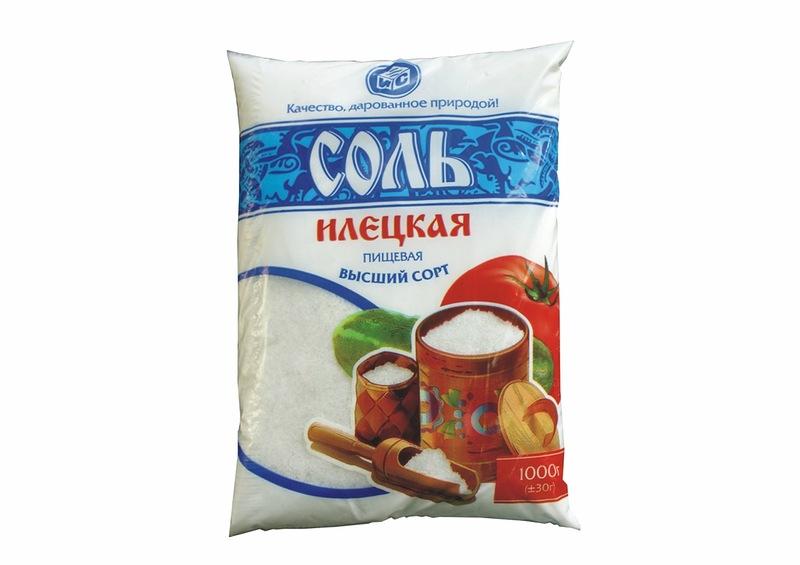 Соль поваренная пищевая молотая