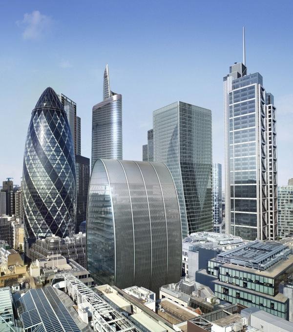 Top-10 архитектурных сооружений последних 10-ти лет по версии Guardian - - Снегопад - интересных штучек