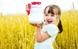 Картинка молока для детей