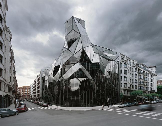 Шедевры современной архитектуры на InfoHome.com.ua