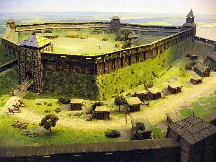 Панорама Древнего Киева - Фото 3856/1