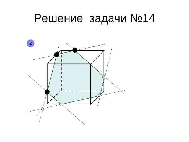 Решение задачи №14 2